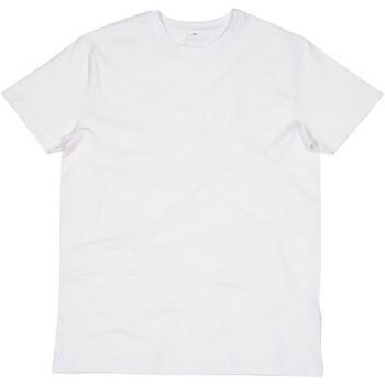 Textil Homem T-shirts e Pólos Mantis M01 Branco