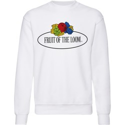 Textil Sweats Fruit Of The Loom 12202A Branco