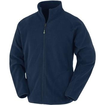 Textil Homem Casaco polar Result Genuine Recycled R907X Marinha