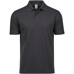 Textil Homem T-shirts e Pólos Tee Jays TJ1200 Cinza Escuro