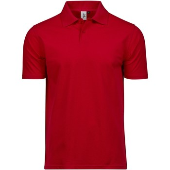 Textil Homem T-shirts e Pólos Tee Jays TJ1200 Vermelho