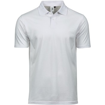 Textil Homem T-shirts e Pólos Tee Jays TJ1200 Branco