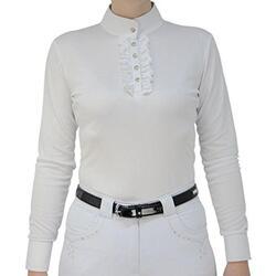 Textil Mulher Tops / Blusas Hyfashion  Branco