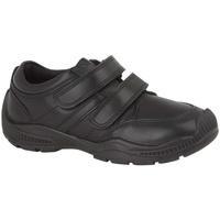 Sapatos Rapaz Multi-desportos Roamers  Preto