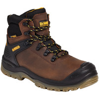 Sapatos Homem Sapatos de caminhada Dewalt  Brown