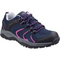 Sapatos Homem Sapatos de caminhada Cotswold  Azul