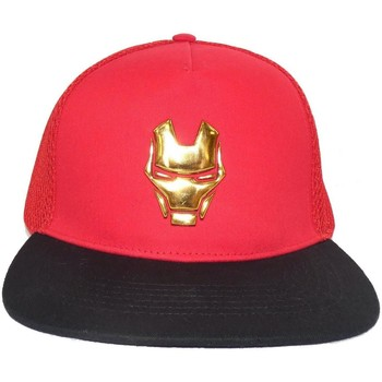 Acessórios Boné Iron Man  Vermelho/preto