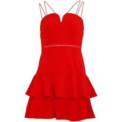 Textil Mulher Vestidos curtos Girls On Film  Vermelho Tomate