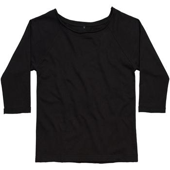 Textil Mulher Sweats Mantis M128 Preto