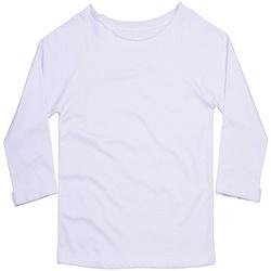 Textil Mulher Sweats Mantis M128 Branco