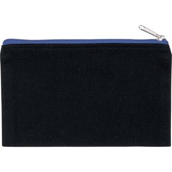 Malas Estojo Kimood KI0720 Preto/azul leal