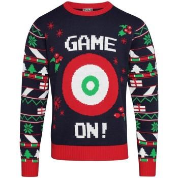 Textil Homem Sweats Christmas Shop  Marinha