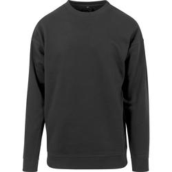 Textil Homem Sweats Build Your Brand BY075 Preto