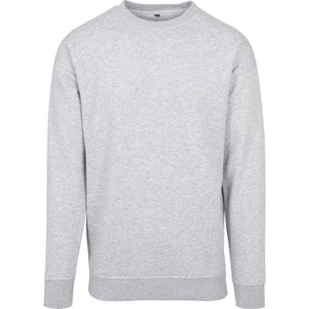 Textil Homem Sweats Build Your Brand BY075 Cinza