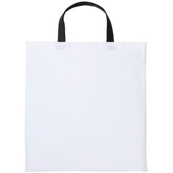 Malas Bolsa de mão Nutshell RL130 Branco/Preto