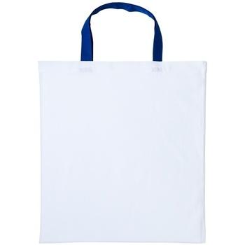 Malas Bolsa de mão Nutshell RL130 Branco/azul leal