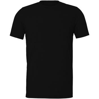 Textil T-Shirt mangas curtas Bella + Canvas CV011 Urze Negra