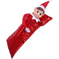 Casa Decorações festivas Christmas Shop Taille unique Vermelho