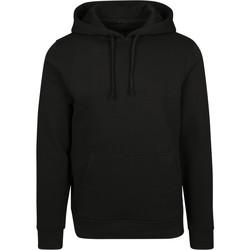 Textil Homem Sweats Build Your Brand BY084 Preto