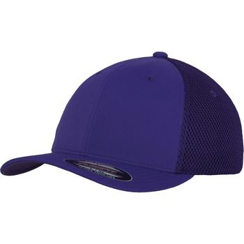 Acessórios Boné Flexfit By Yupoong YP051 Púrpura