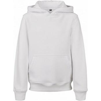 Textil Homem Sweats Build Your Brand BY117 Branco