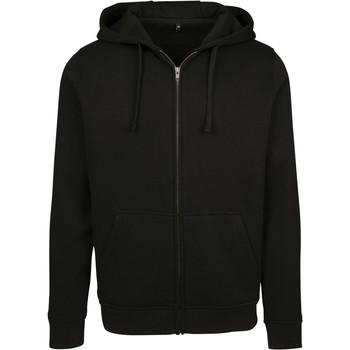 Textil Homem Sweats Build Your Brand BY085 Preto
