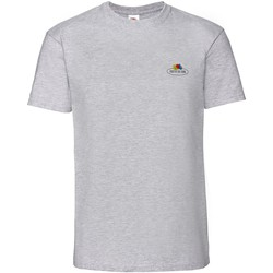 Textil T-Shirt mangas curtas Fruit Of The Loom SS02R Cinza Heather