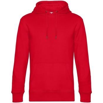 Textil Homem Sweats B&c  Vermelho