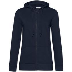 Textil Mulher Sweats B&c  Marinha