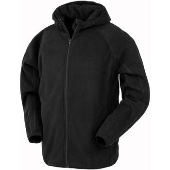 Textil Homem Casaco polar Result Genuine Recycled R906X Preto