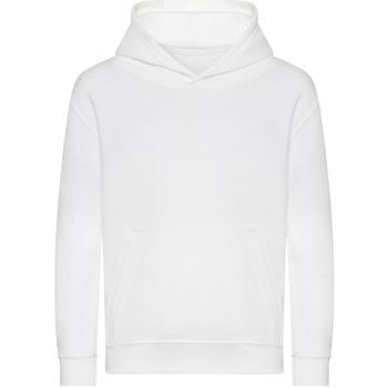 Textil Criança Sweats Awdis J201J Branco Ártico