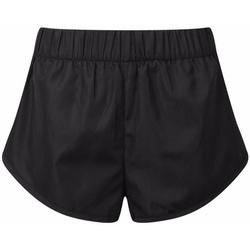 Textil Mulher Shorts / Bermudas Tridri TR049 Preto