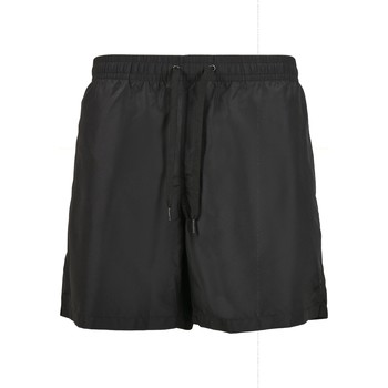 Textil Homem Shorts / Bermudas Build Your Brand BY153 Preto
