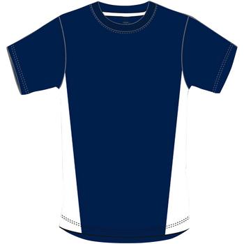 Textil Homem T-Shirt mangas curtas Chelsea Fc  Marinha