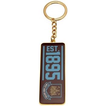 Acessórios Porta-chaves West Ham United Fc  Multicolorido