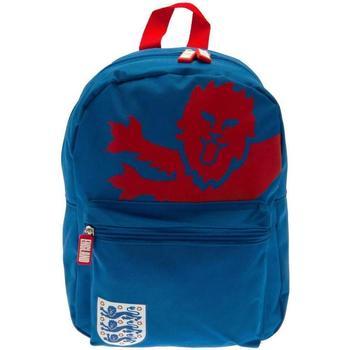 Malas Mochila England Fa  Azul/vermelho
