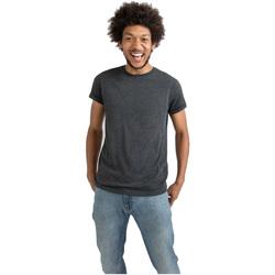 Textil Homem T-shirts e Pólos Mantis M80 Melange Cinza Carvão Vegetal