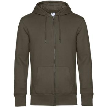 Textil Homem Sweats B&c WU03K Khaki
