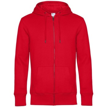 Textil Homem Sweats B&c WU03K Vermelho