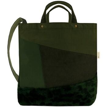 Malas Mulher Bolsa de ombro Jassz A03 Verde oliva