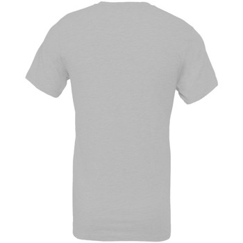 Textil T-Shirt mangas curtas Bella + Canvas CA3001CVC Cinza Heather