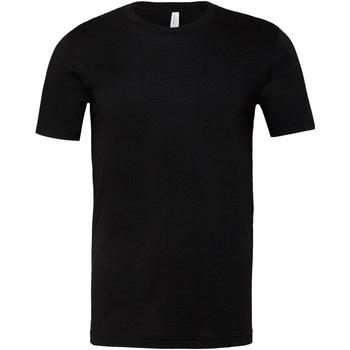 Textil T-shirts e Pólos Bella + Canvas CA3001CVC Urze Negra