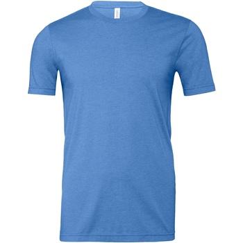 Textil T-shirts e Pólos Bella + Canvas CA3001CVC Azul