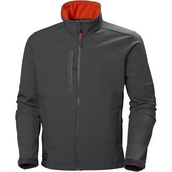 Textil Casacos  Helly Hansen 74231 Cinza Escuro