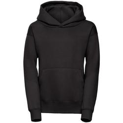 Textil Homem Sweats Jerzees Schoolgear R265B Preto