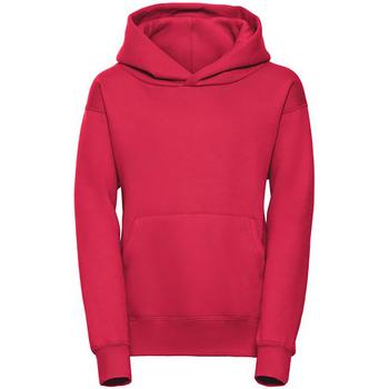 Textil Mulher Sweats Jerzees Schoolgear R265B Vermelho