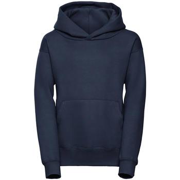 Textil Homem Sweats Jerzees Schoolgear R265B marinha francesa
