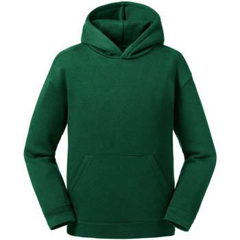 Textil Homem Sweats Jerzees Schoolgear R266B Garrafa Verde