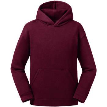 Textil Homem Sweats Jerzees Schoolgear R266B Borgonha