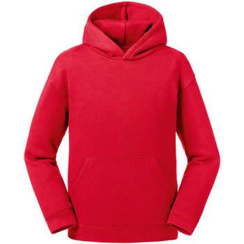 Textil Homem Sweats Jerzees Schoolgear R266B Vermelho